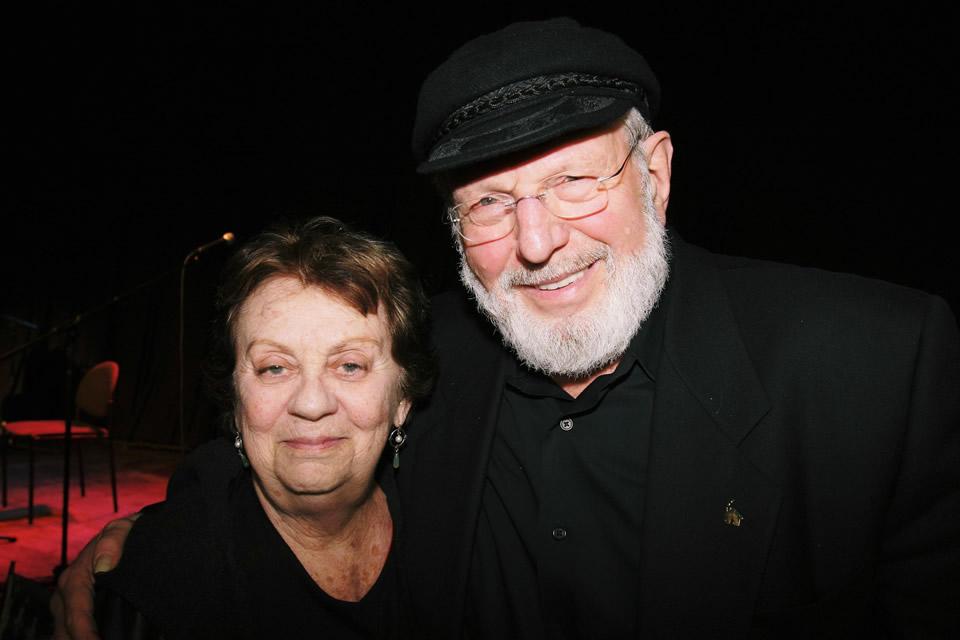 Bikel with Hanna Meron Cameri Theatre 2006