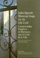 Judeo-Spanish Moroccan Songs for the Life Cycle