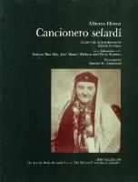 Cancionero Sefardi